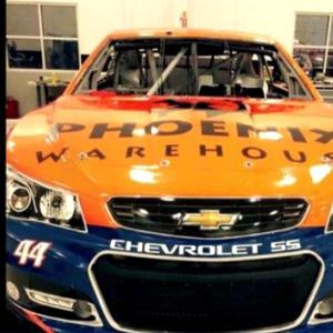 NASCAR driver's car stolen before big race