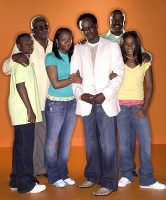 "Bobby Brown with Bobby Jr., Pops, La Princia, Tommy and Bobbi Kristina Bravo's ""Being Bobby Brown"""
