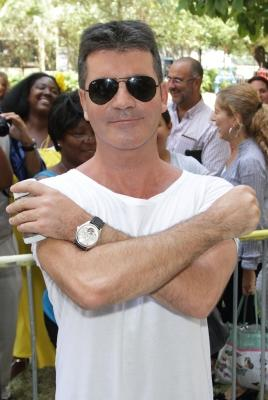 Simon Cowell attends the 'X Factor' Auditions in Miami on June 14, 2011 -- Getty Images