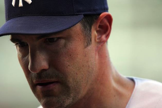 Yankees and Orioles legend Mike Mussina will be back in action coaching, in basketball, in 2013-14 — Getty