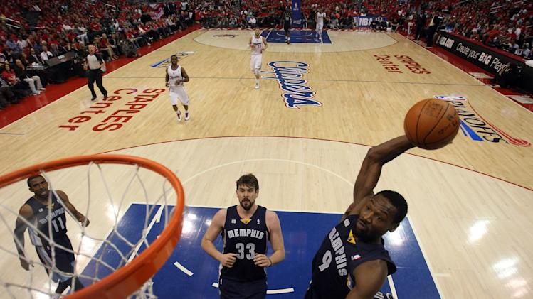 Memphis Grizzlies v Los Angeles Clippers - Game Six