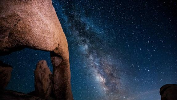Photographer's 1st Milky Way View an Unforgettable Sight (Photo)