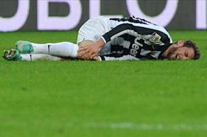 Marchisio faces spell on the sidelines