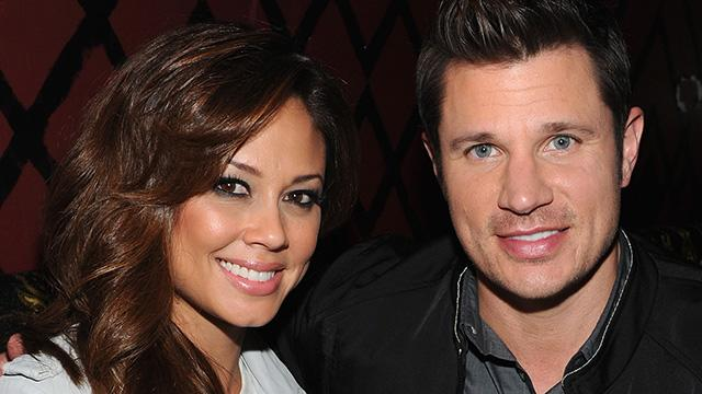 Nick & Vanessa Lachey Post First Pic of Baby Brooklyn