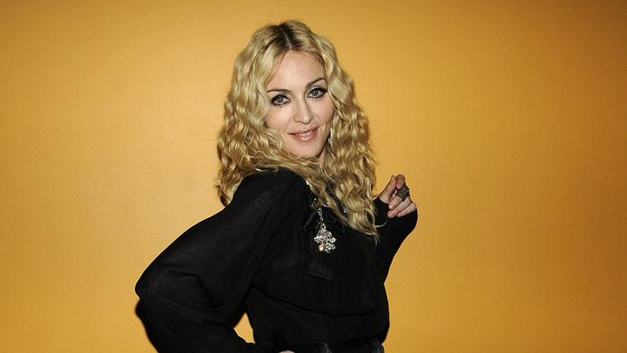 Filth and Wisdom NY premiere 2008 Madonna