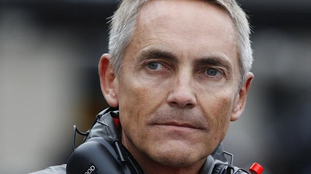 2013 GP of Canada McLaren Whitmarsh