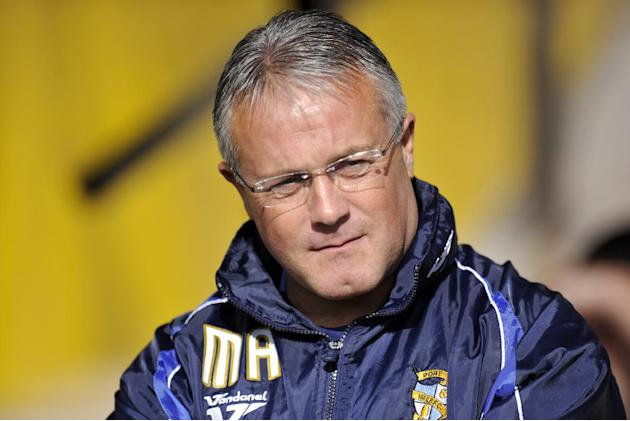 Port Vale's first-half showing took the shine off their win, according to manager Micky Adams