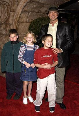 Premiere: John Schneider and the Bo Duke posse at the Westwood premiere of Warner Brothers' Harry Potter and The Sorcerer's Stone - 11/14/2001