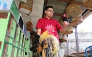 Hasilkan Rp 20 Juta Tiap Bulan dari Ternak Ayam Serama