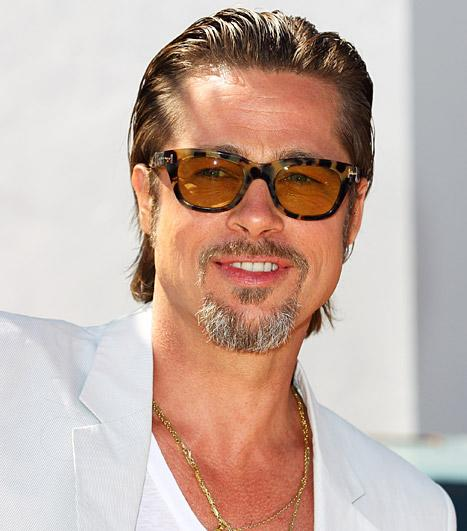 "Brad Pitt: Retiring at Age 50 Isn't My ""Exact Expiration Date"""