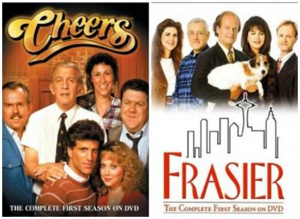 Cheers Spin-Off - Frasier