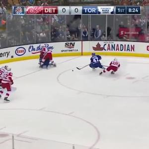 Detroit Red Wings at Toronto Maple Leafs - 11/22/2014