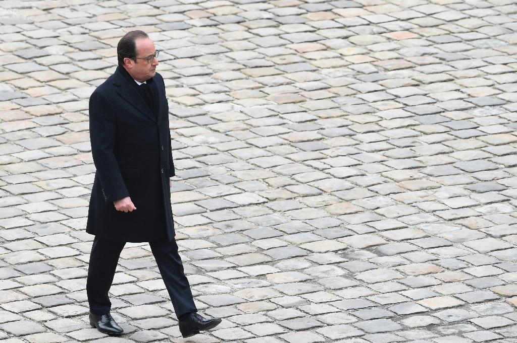 Hollande fears handful could block climate summit