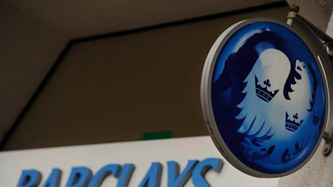 Shares in Barclays plunged by more than six percent after New York prosecutors sued the British bank for fraud -- the latest blow to hit the scandal-hit company