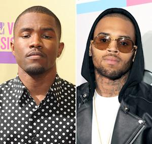 "Frank Ocean Says ""No Criminal Charges"" After Chris Brown Fight: I Want ""Peace"""