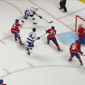 Hedman buries PPG on pretty passing sequence