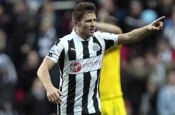 Newcastle boss Pardew: I had to substitute injured Cabaye in Reading defeat