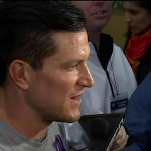 New York Giants punter Steve Weatherford: 'I'm very fortunate to be alive'