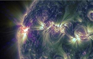 Space Weather on Par With Tornado Threat, NASA Chief Says