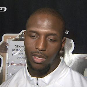 New England Patriots cornerback Devin McCourty: Franchise tag isn't the worst thing