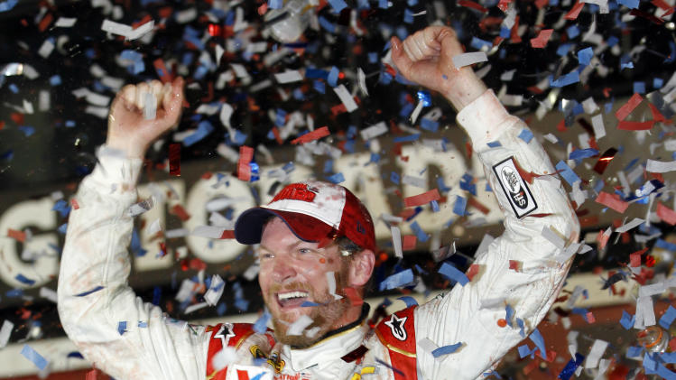 Earnhardt going fast and furious on Twitter