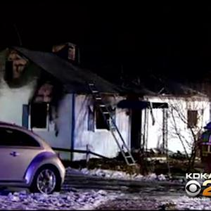 House Fire Leaves Beaver Co. Couple Dead