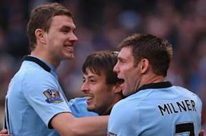 Dzeko expects Manchester United to continue dropping points