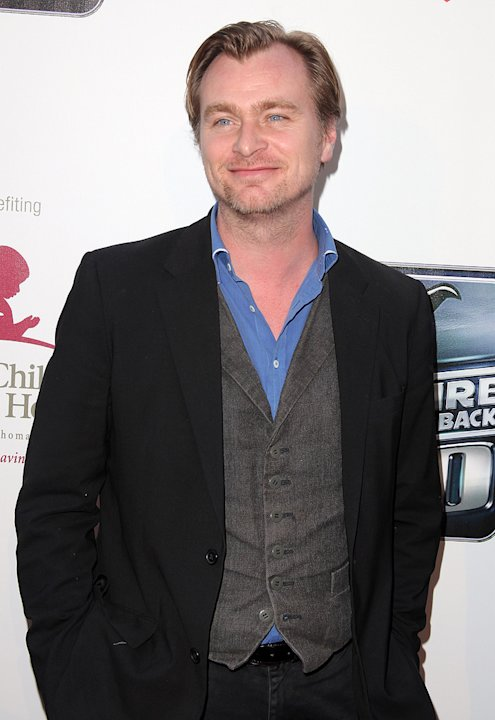 The Empire Strikes Back 30th Anniversary Charity Screening Event 2010 Christopher Nolan