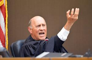 Fulton County Superior Court Judge Jerry Baxter describes …