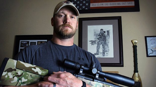 Who Was Chris Kyle, US' Deadliest Sniper? (ABC News)