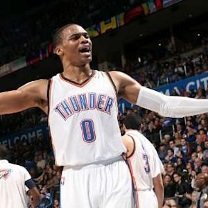 Westbrook's Triple-Double