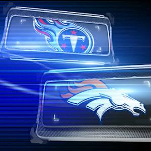 'Playbook': Tennessee Titans vs. Denver Broncos