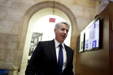 Pershing Square, nine others hit with SEC 'pay to play' violations