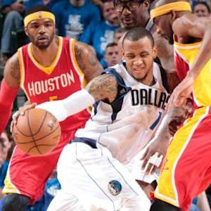 Rockets vs. Mavericks: Game 4