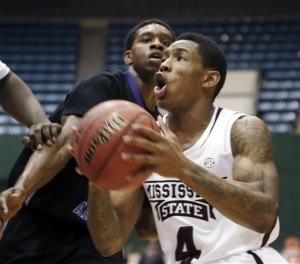 Mississippi State beats Central Arkansas 79-72