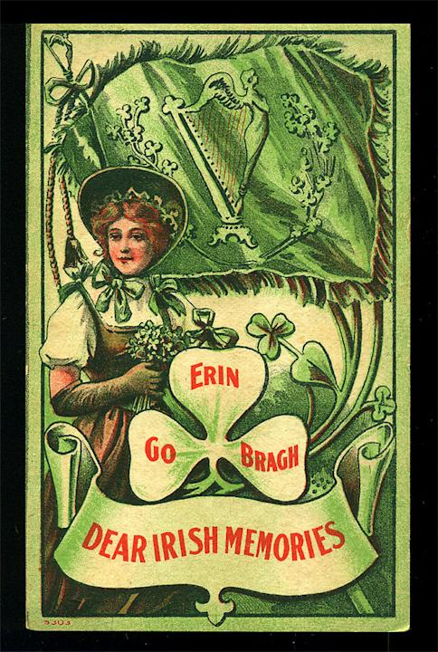 Dear Irish Memories, $18
