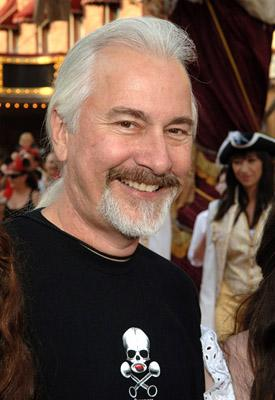 Rick Baker at the Disneyland premiere of Walt Disney Pictures' Pirates of the Caribbean: Dead Man's Chest