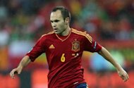 Iniesta: I want a Spanish player to win Ballon d&#39;Or