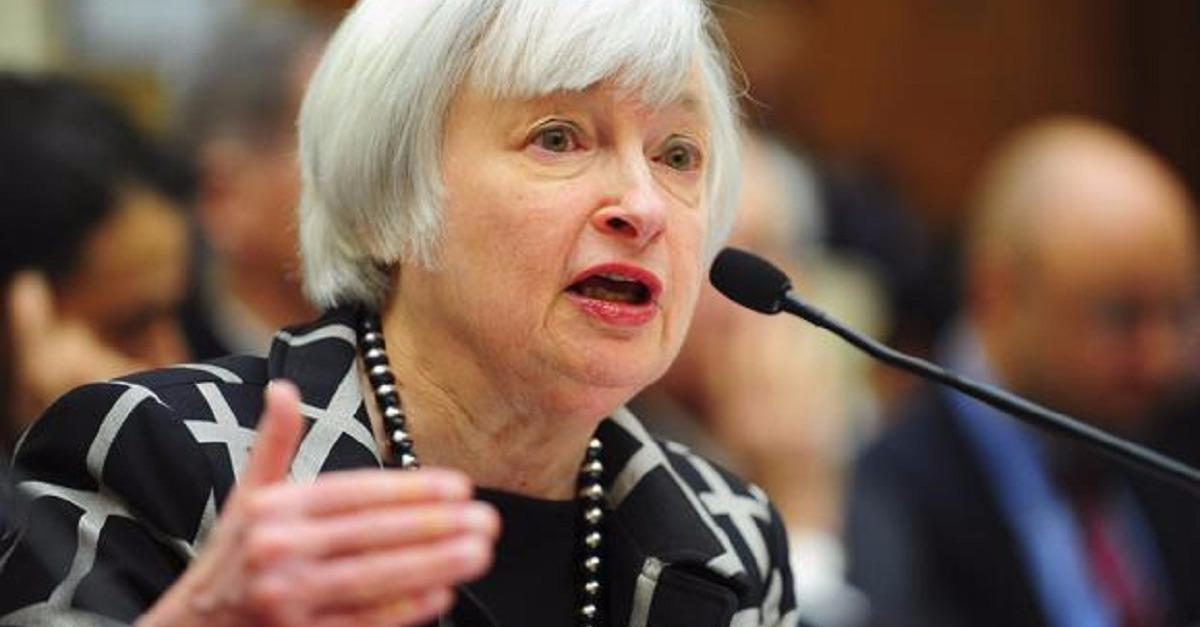 "Yellen's ""Day-After"" Plan"