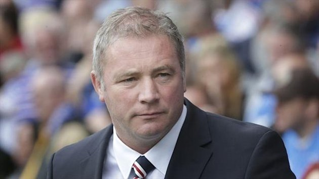 Ally McCoist wants his side to be more ruthless