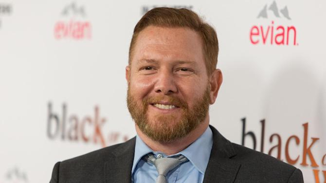 """FILE - In this Jan. 20, 2015 file photo, Ryan Kavanaugh, chief executive officer of Relativity Studios, attends the Los Angeles Premiere of """"Black or White"""" held at Regal Cinemas in Los Angeles. Relativity Media, the struggling """"mini major"""" Hollywood studio behind movies such as """"Immortals"""" and """"Mirror Mirror,"""" has filed for Chapter 11 bankruptcy protection. The filing Thursday, July 30, 2015, came a day after Relativity announced it was laying off 75 of its approximately 350 employees. (Photo by Paul A. Hebert/Invision/AP, File)"""