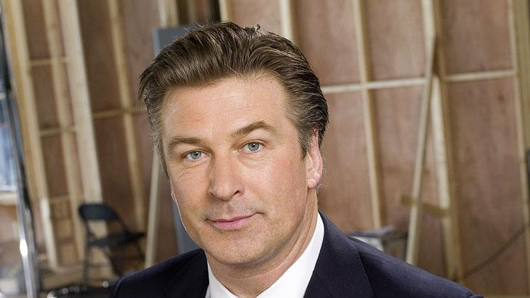 Alec Baldwin stars as Jack Donaghy on 30 Rock.