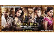 SAHEB BIWI AUR GANGSTER RETURNS has Less Sensuality