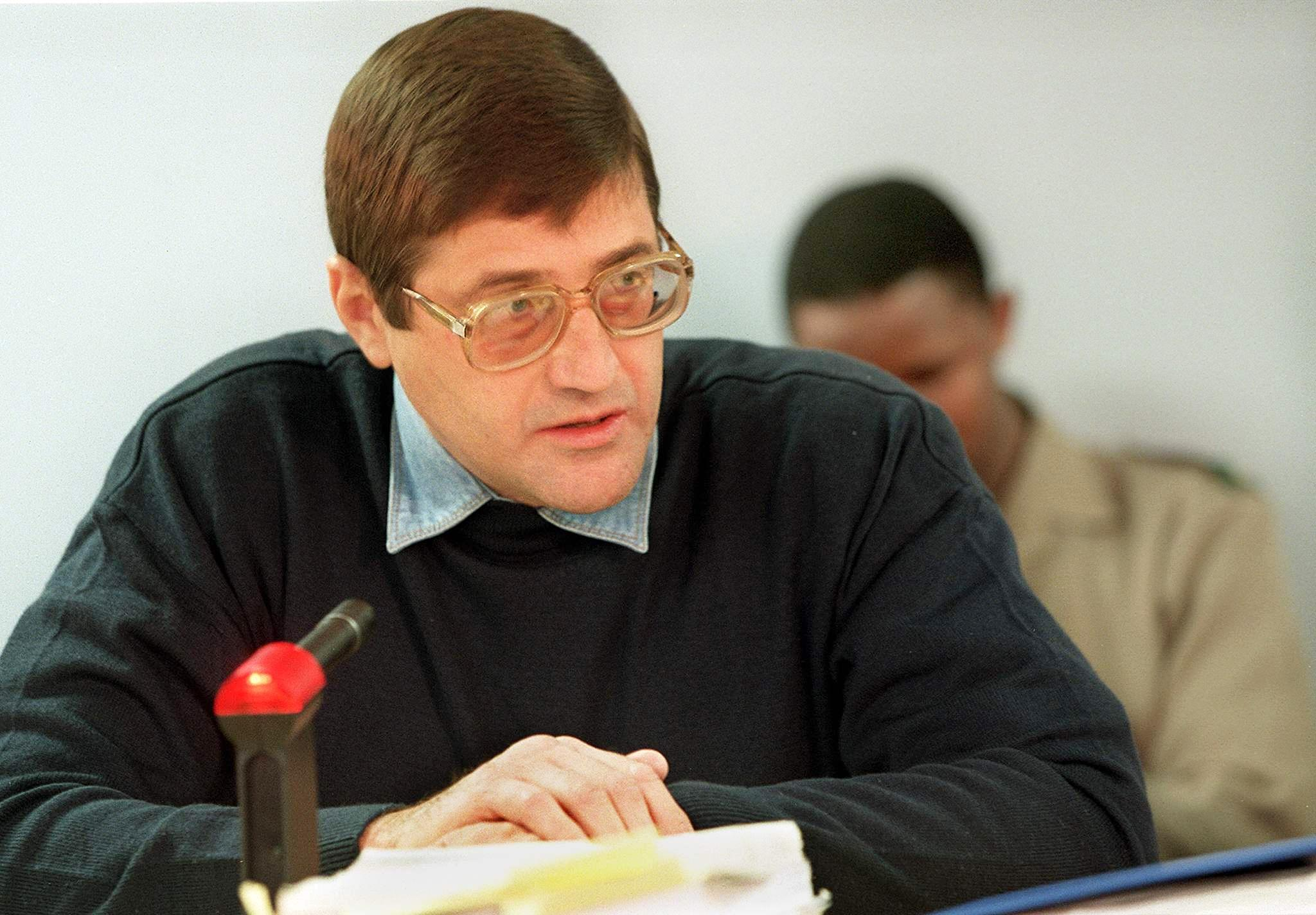 S. Africa apartheid assassin 'Prime Evil' granted parole