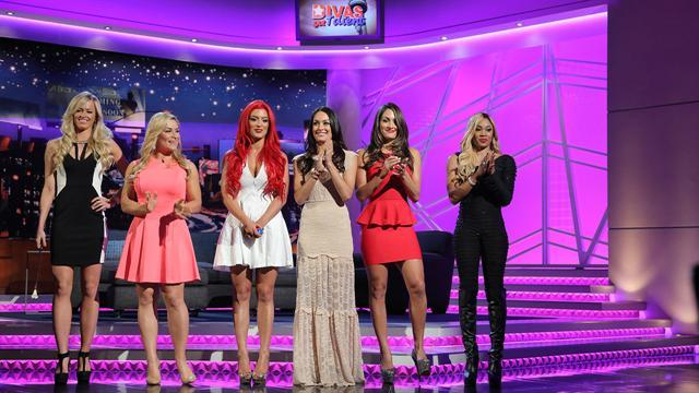 Arsenio Brings You 'Total Divas Got Talent'