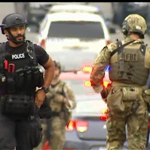 Police Give 'All Clear' at D.C. Navy Yard Following Shooting Reports
