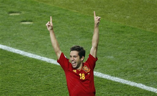 3 Euro 2012 winners on Spain's Olympic squad