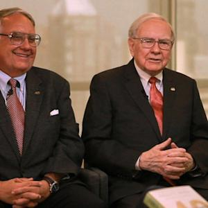 Warren and Howard Buffett talk farming, philanthropy and feeding the hungry