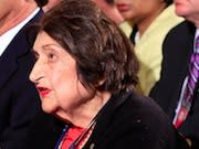 Helen Thomas, Legendary White House Reporter, Dies at 92