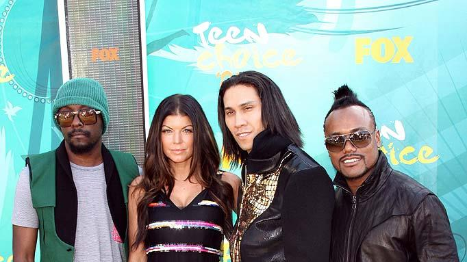 Black Eyed Peas Teen Choice Aw